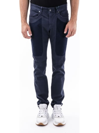 Jeckerson Cotton Blend Jeans Jeckerson
