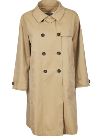 Max Mara The Cube Double-breasted Trench