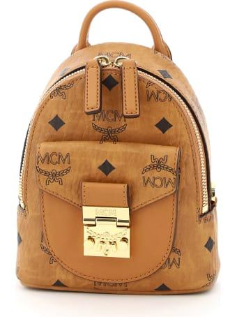 MCM Mini Bag Visetos Patricia Backpack