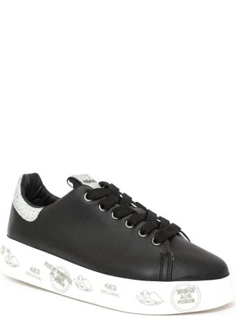 Premiata Black Belle Sneaker