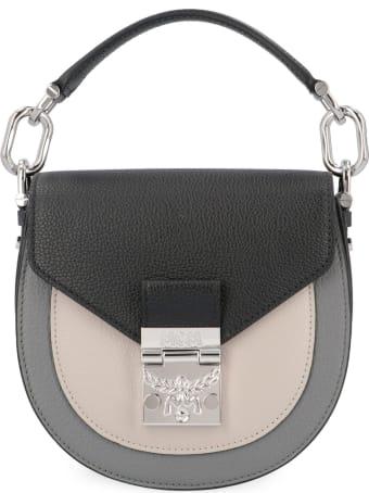 MCM Patricia Mini Color Block Shoulder Bag