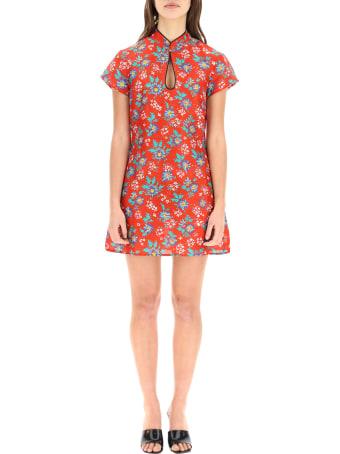 RIXO Lolita Mini Dress