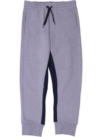John Galliano Grey Cotton Sweatpants