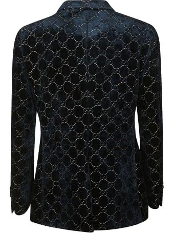 Gucci One Buttoned Blazer