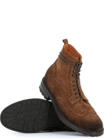 Pantanetti Lace-up Boot 13929b