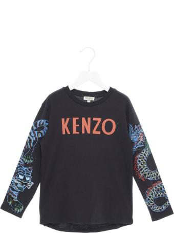 Kenzo Kids 'garth' T-shirt