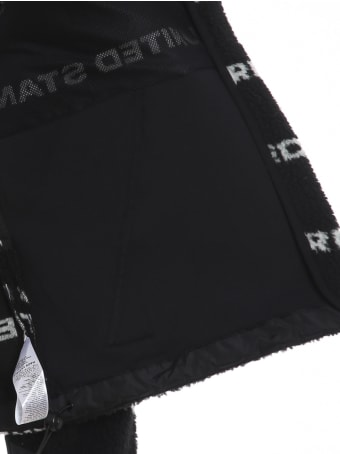 United Standard Fleece Logo Jacket