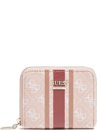 Guess Women's Pink Wallet