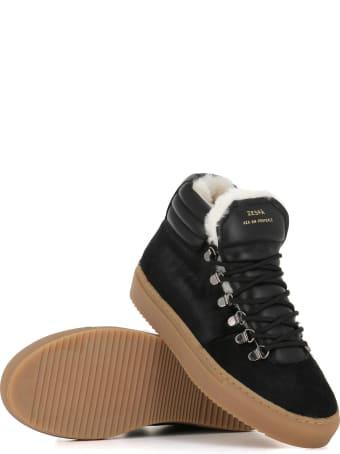 Zespà Lace-up Boots Zsp2