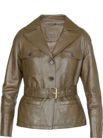 Desa 1972 Leather Jacket