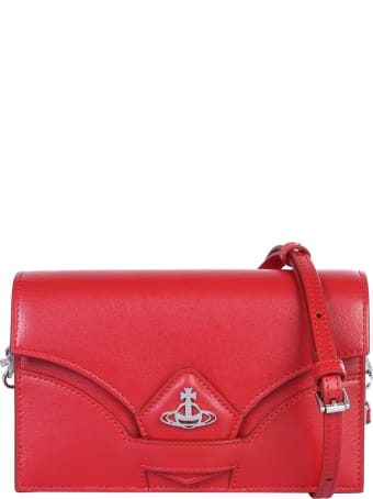 "Vivienne Westwood Small ""rosie"" Shoulder Bag"