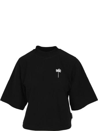 Palm Angels Palm X Palm Cropped T-shirt