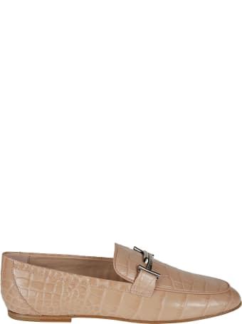 Tod's Croc Loafers