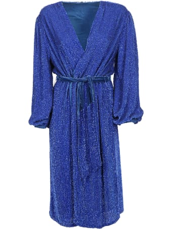 retrofete Audrey Robe Dress
