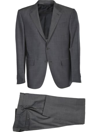 Ermenegildo Zegna Single Breasted Suit