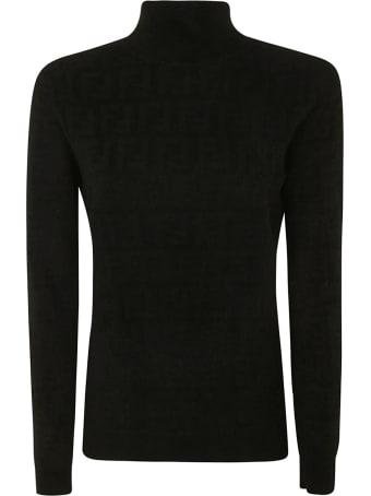 Fendi Velvet Viscose Sweater