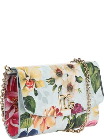 Dolce & Gabbana Dolce&gabbana Floral Clutch Bag
