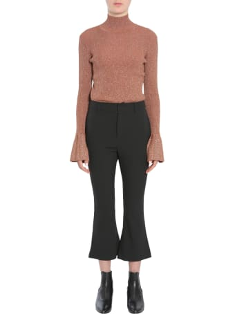 Carven Mock Collar Sweater