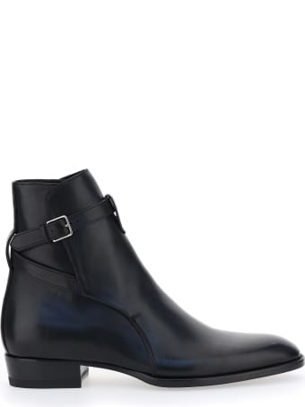 Saint Laurent Wyatt' Boots