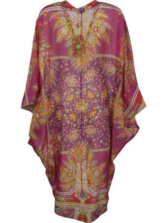 Etro Pattern Print Robe
