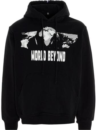 McQ Alexander McQueen 'world Beyond' Hoodie