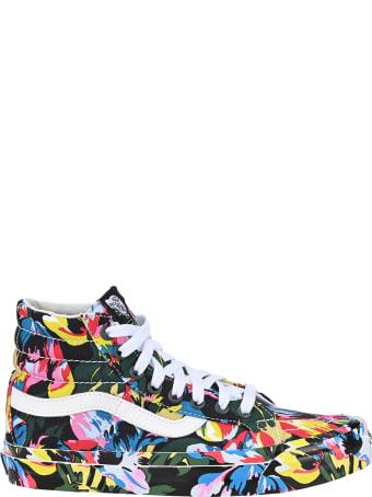 Kenzo X Vans Sk8-hi Sneakers