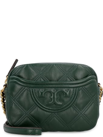 Tory Burch Fleming Leather Camera Bag