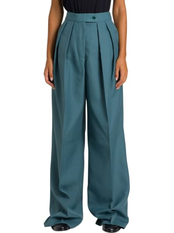 Acne Studios Double Pleated Trousers