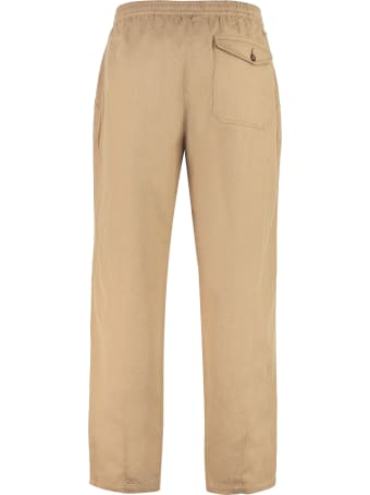 Universal Works Linen And Cotton Trousers