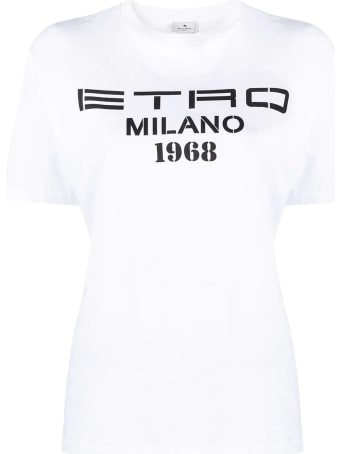 Etro Cotton Jersey T-shirt