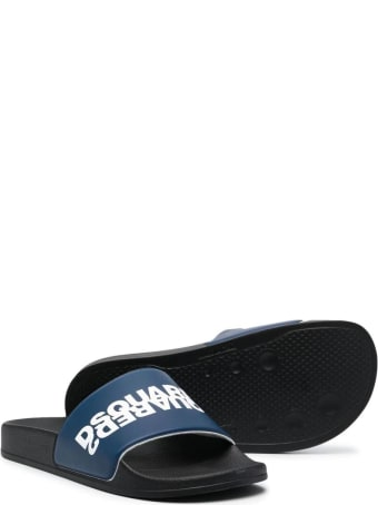 Dsquared2 Slippers With Print