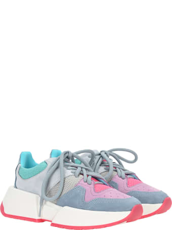 MM6 Maison Margiela Mm6 Colour Block Chuncky Sneaker