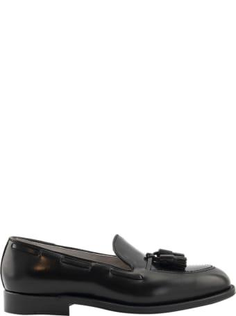 Alden Alden Men's 664 - Tassel Loafers - Black Shell Cordovan