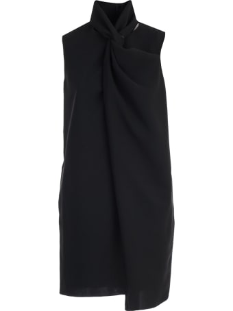 Victoria Victoria Beckham Dress W/s Twist Front