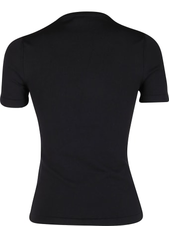 SSHEENA Black Knitted Top