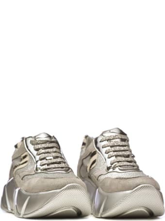 Voile Blanche Voile Blanche Monster Silver Sneakers