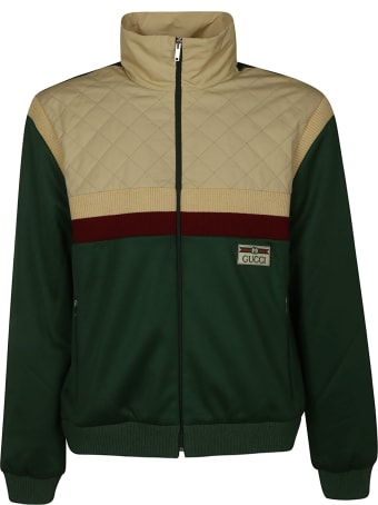 Gucci Quilted Bomber