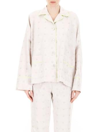 Scrambled Ego Pyjama Shirt