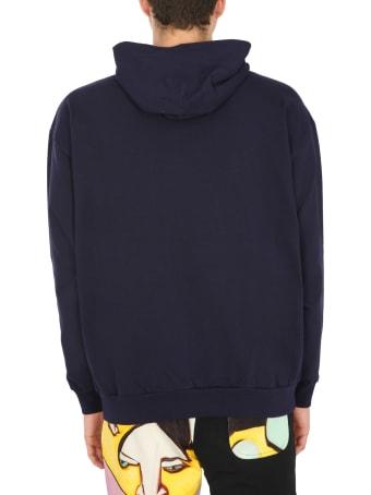 Vivienne Westwood Sweatshirt With Embroidered Logo
