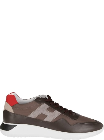 Hogan Multicolor Leather Interactive³ Sneakers