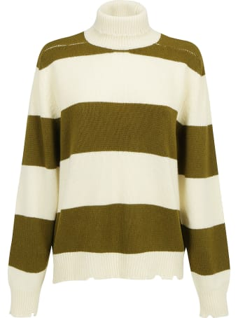 Riccardo Comi Turtleneck Sweater