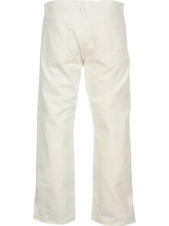 Maison Margiela Martin Margiela Straight Cropped Jeans