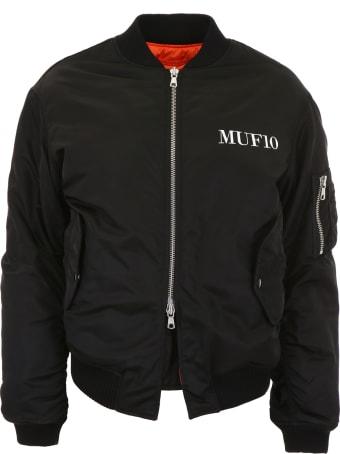 MUF10 Printed Bomber Jacket