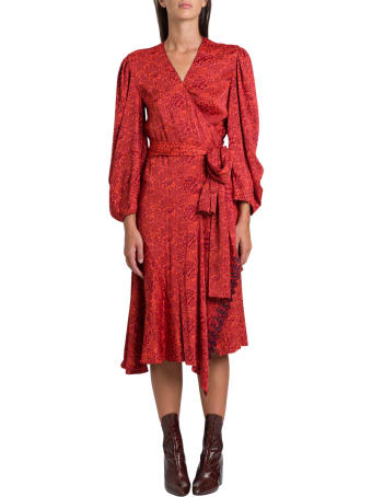 Chloé Wrap Dress