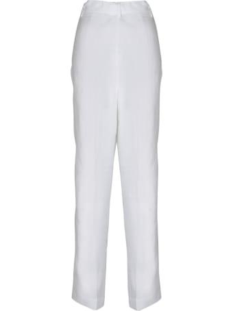 PierAntonioGaspari Wide Linen Trousers