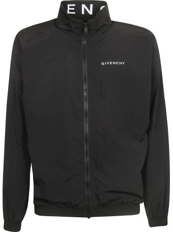 Givenchy Logo Windbreaker