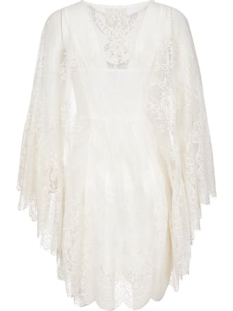 aniye by Oversized Laced Dress