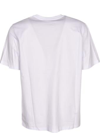MSGM Milano Logo T-shirt