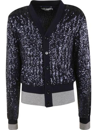 Dolce & Gabbana Embellished Cardigan