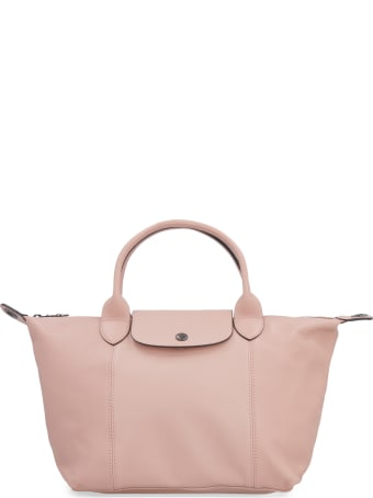 Longchamp Le Pliage Cuir Small Tote Bag